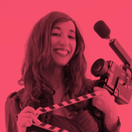 Foto di Orit interpretando il personaggio di Carmen Lolita